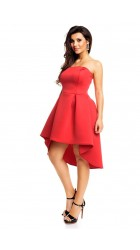 Woman red dress Mayaadi