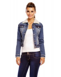 Jeans jakna Regular Denim