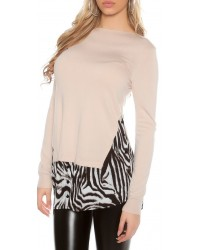 Pulover/bluza Animalprint