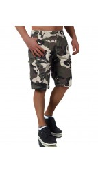 Men's pants short military