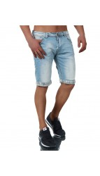 Men's pants shorts, jeans shorts (3645)